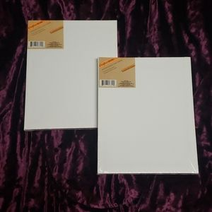 Two Blank Canvases NWT
